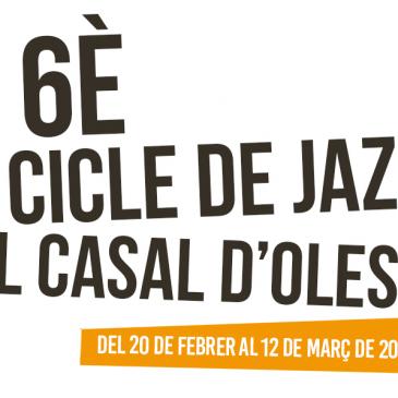6è Cicle de jazz