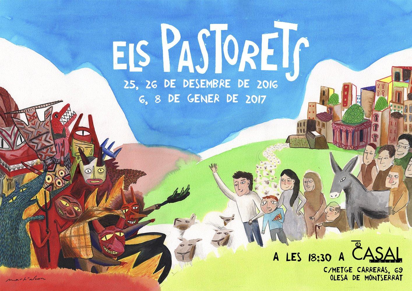 Els Pastorets 2016/17