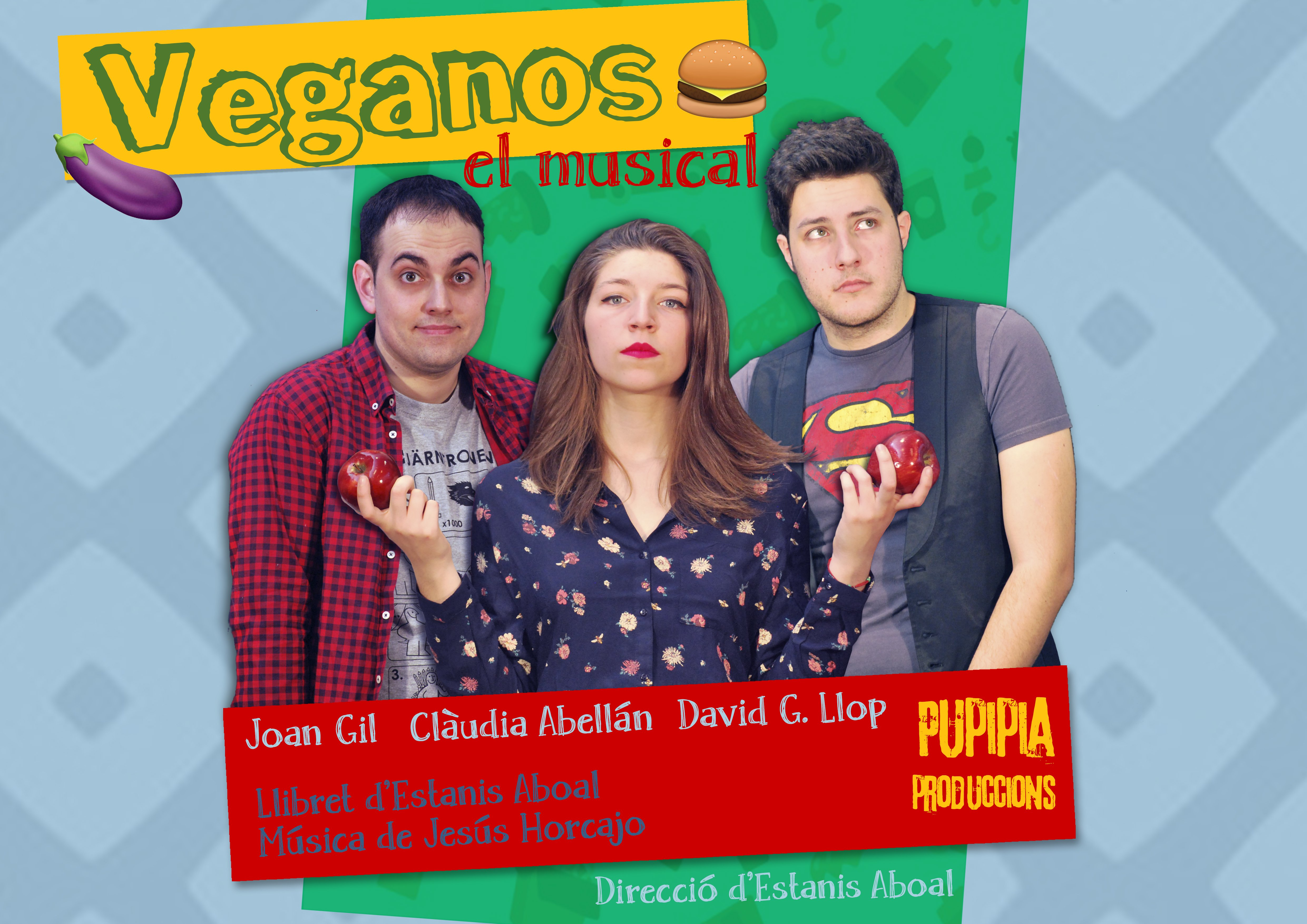 Veganos, el musical