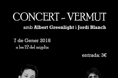 Concert-Vermut a la Sala Polivalent!