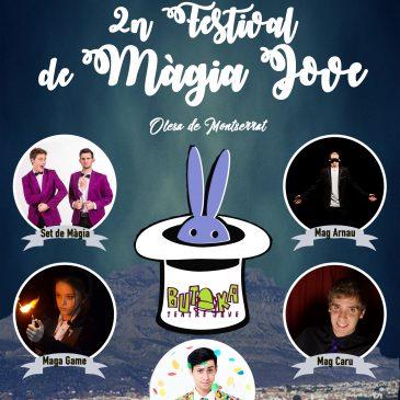 Aquest cap de setmana, Festival de Màgia!