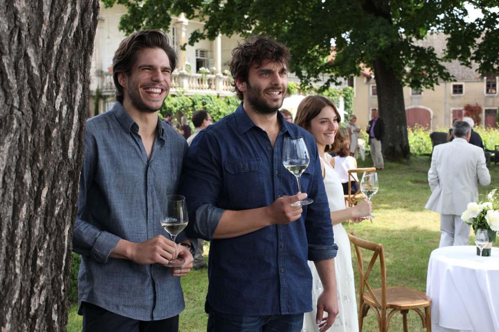 Ei! Que al Casal fem Cinema: Nuestra vida en la Borgoña