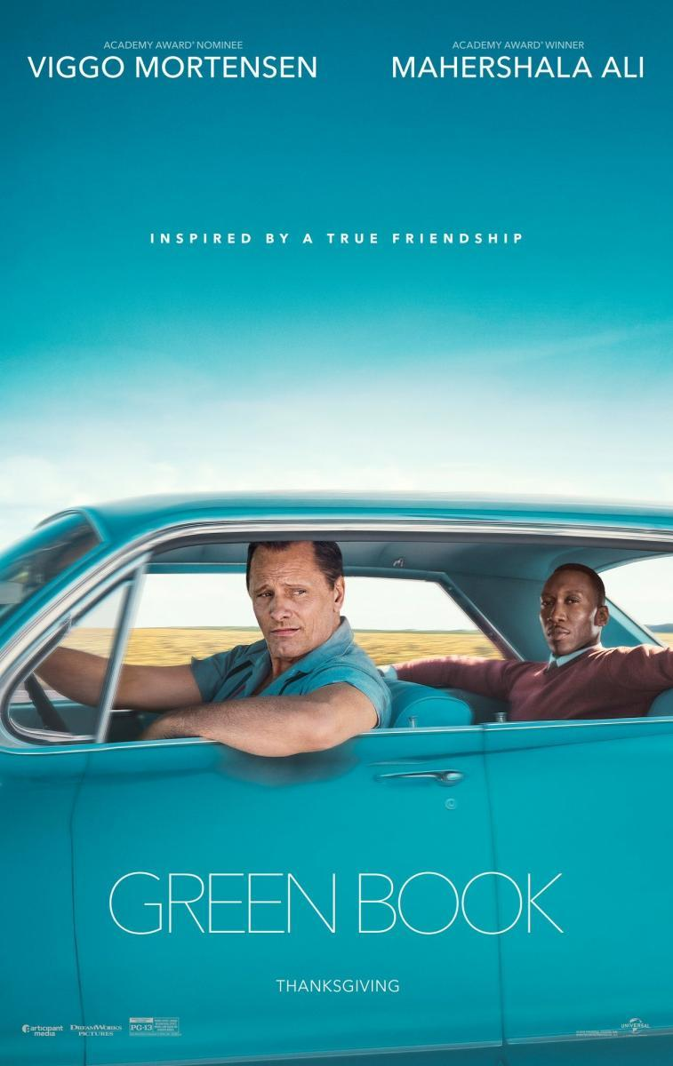 El cinema d'aquest mes: Green Book