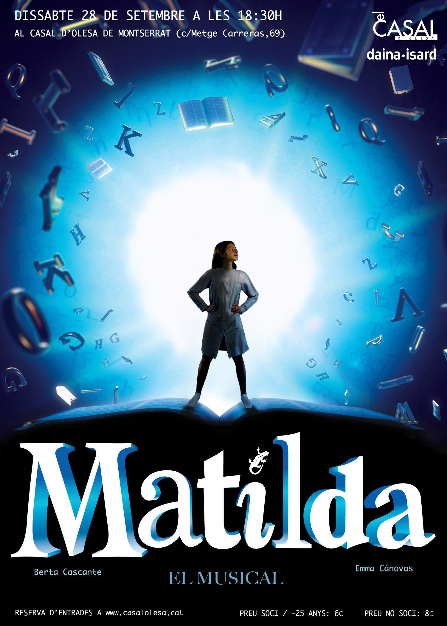 Matilda, el musical