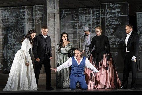 Les òperes d'aquest mes, directes de Londres!