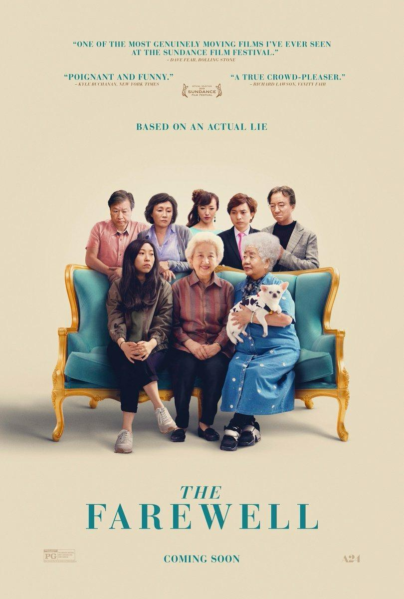 Cinema de febrer: The farewell