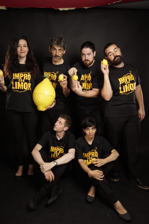 Taller impro + Impro con limón