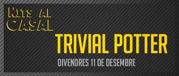 Concurs de Trivial Harry Potter