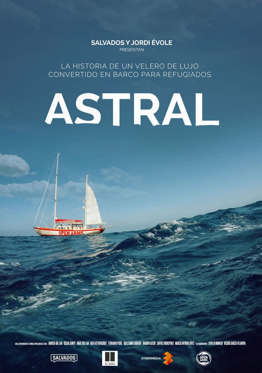 Astral, el documental