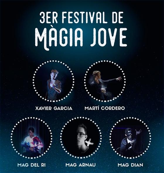 3r Festival de Màgia Jove