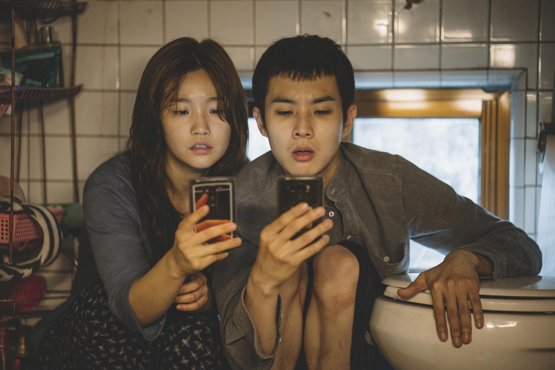 El cinema de setembre: Parásitos