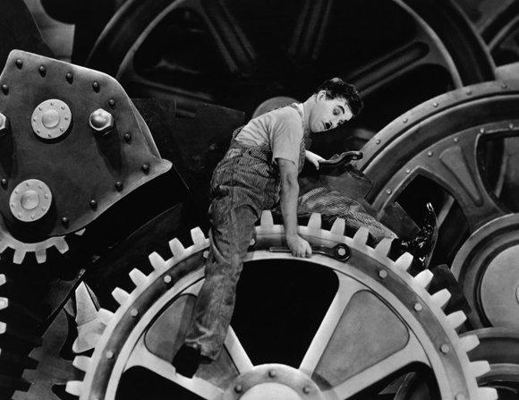 Cicle de Chaplin al maig: Temps moderns i El gran dictador